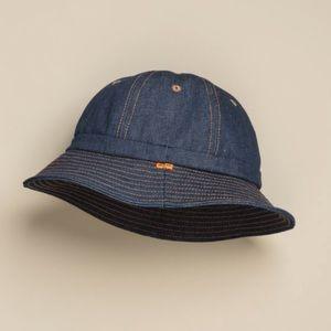 Levi's Dark Denim Bucket Hat